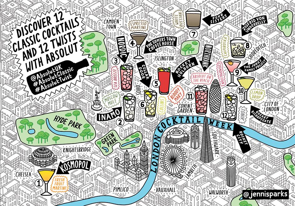 LondonCocktailMap