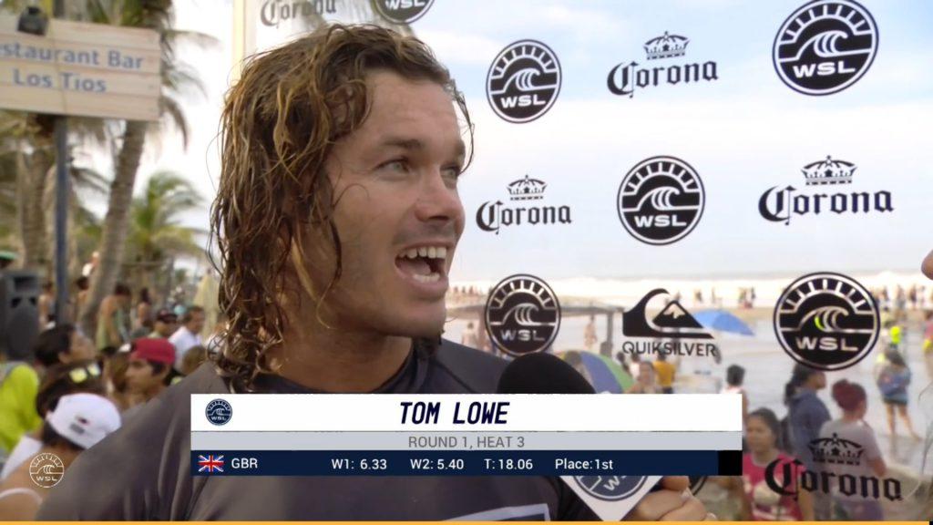 Tom Lowe Puerto Challange Interview