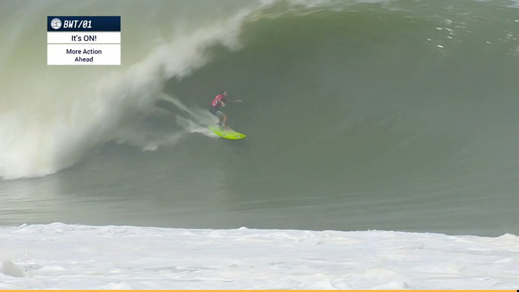 Tom Lowe Puerto Challange Wave