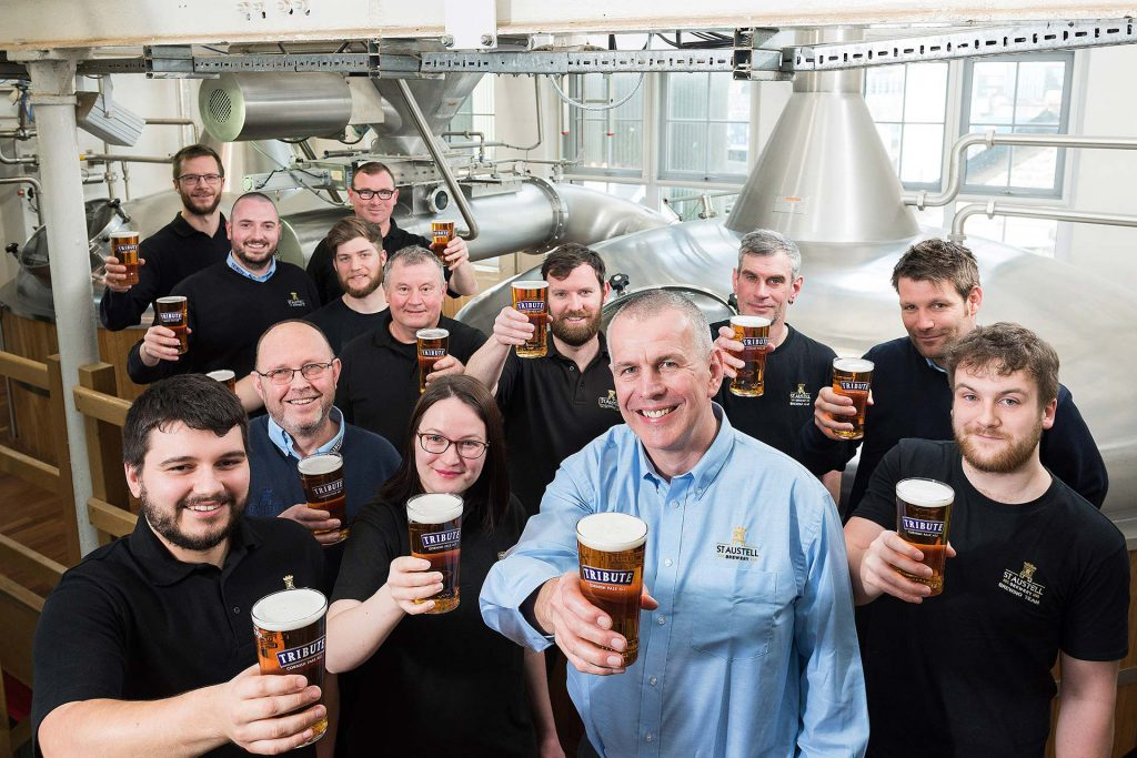 St Austell Brewery Hubbox