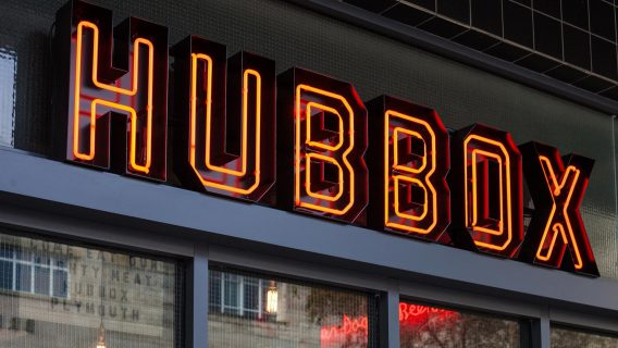 HUBBOX Plymouth Outside