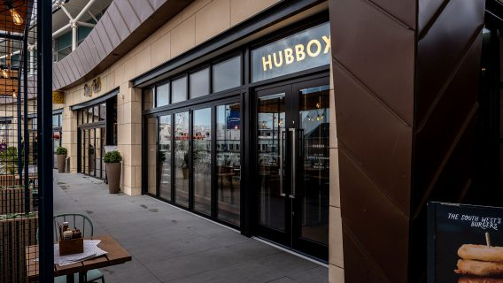 Hubbox Portsmouth Outside