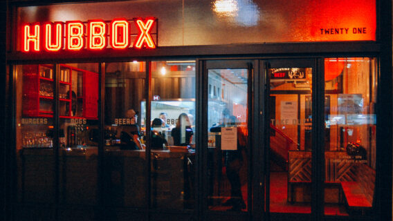 HubBox Plymouth Exterior