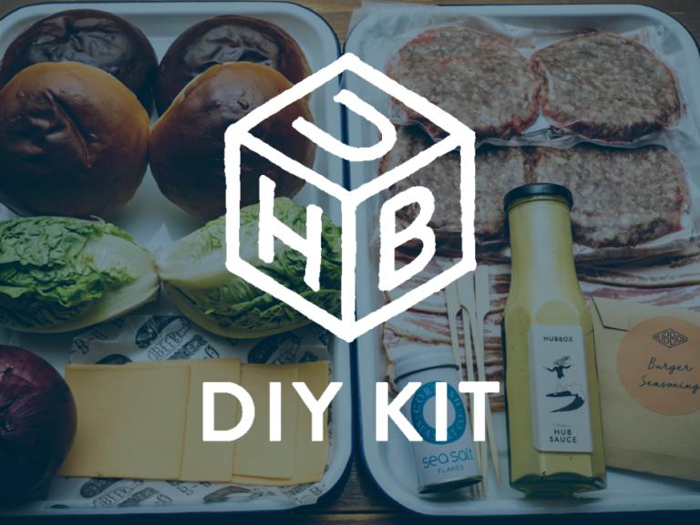 HUB BOX DIY KIT Facebook Post
